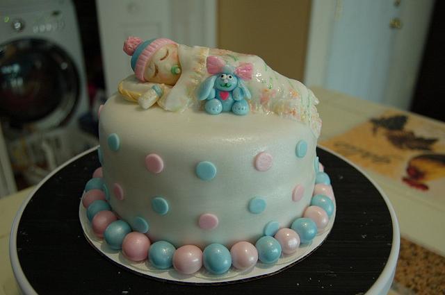 Baby Cake Second Version