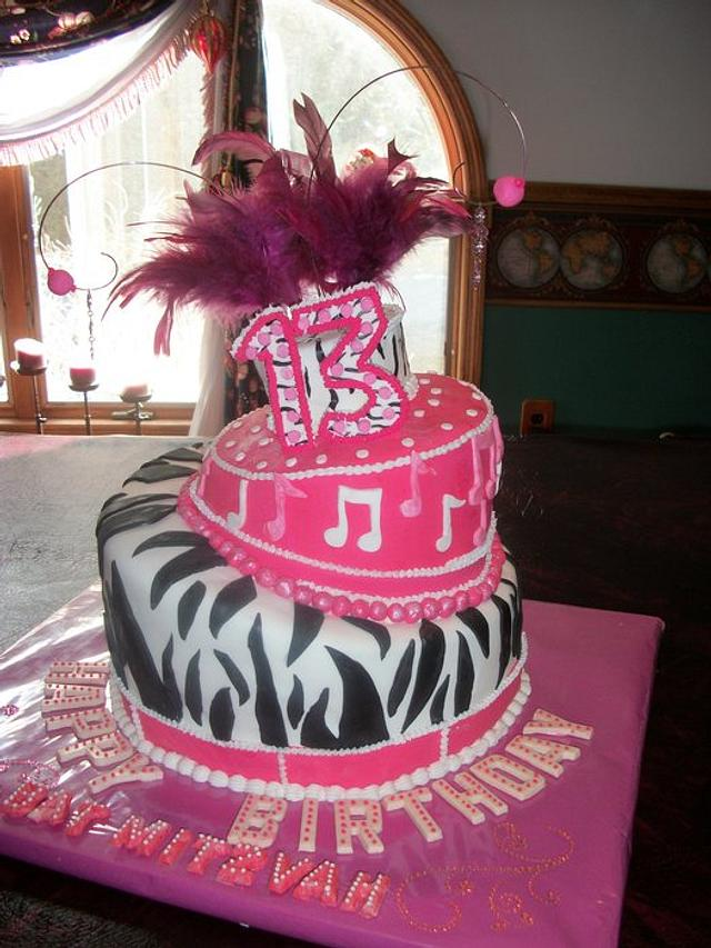 Bar Mitzvah Cake by Enchanted Cakes on FB
