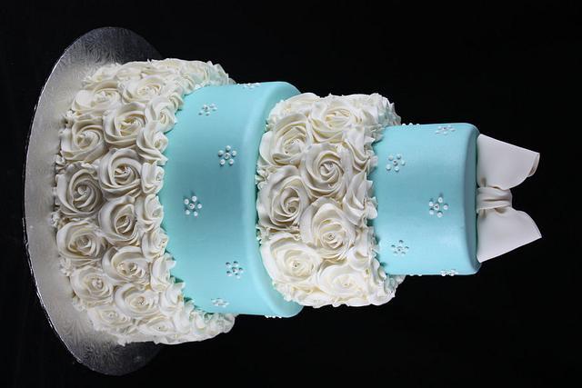 Cake for Bridal Show