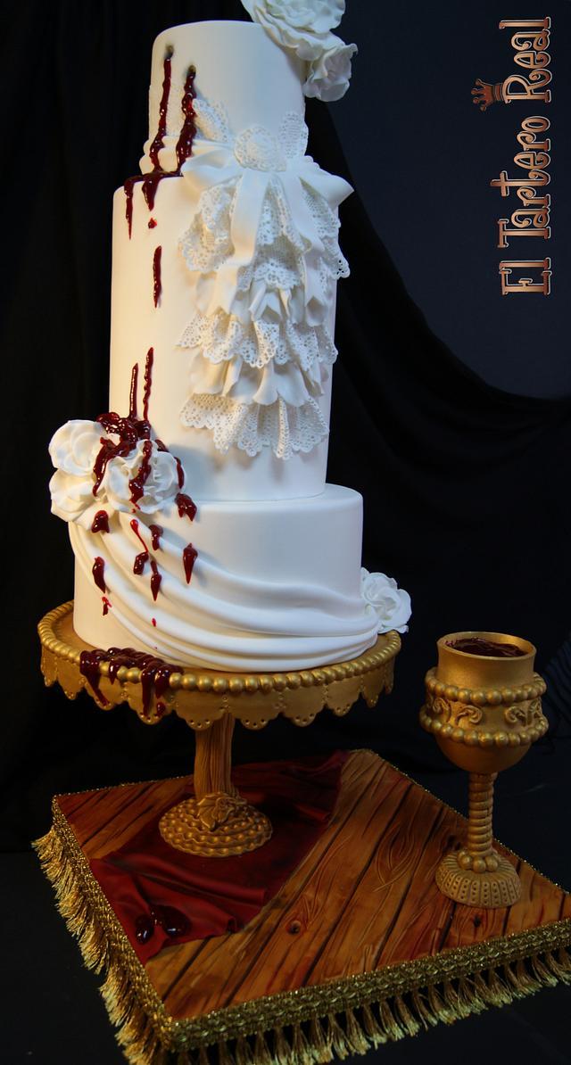 """Eternity"" My Penny Dreadfull Cake Collaboration"
