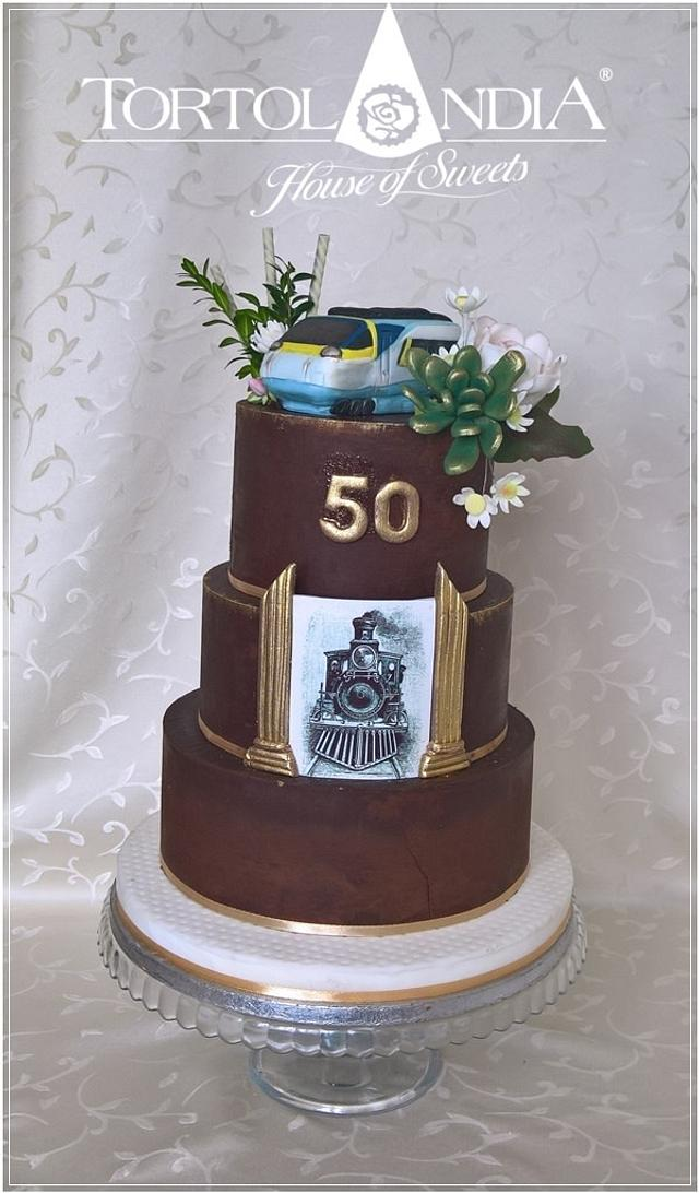 Magnificent Birthday Cake For Man Cake By Tortolandia Cakesdecor Funny Birthday Cards Online Elaedamsfinfo