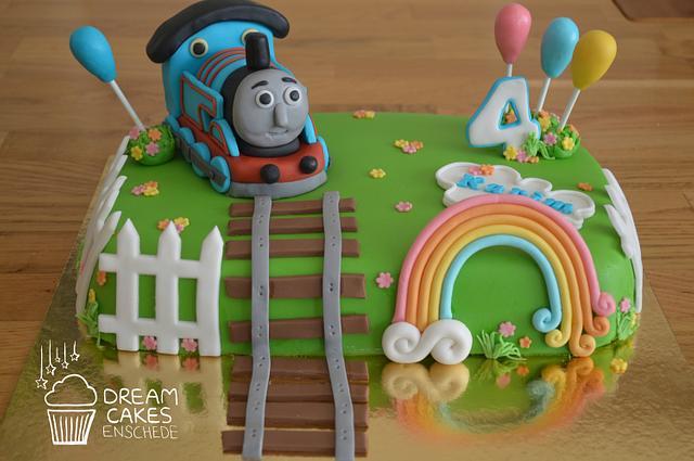 Thomas the train!