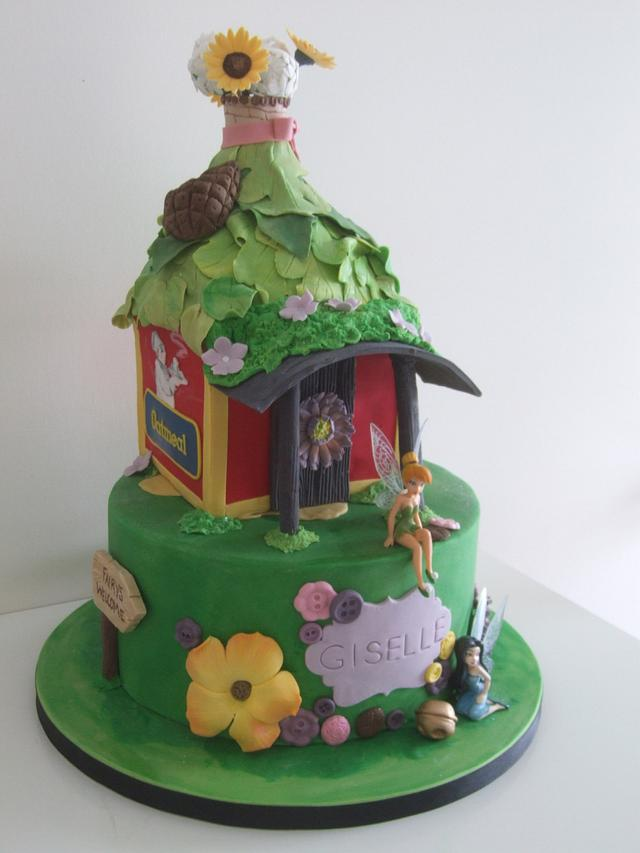 Tinkerbell and the great fairy rescue house