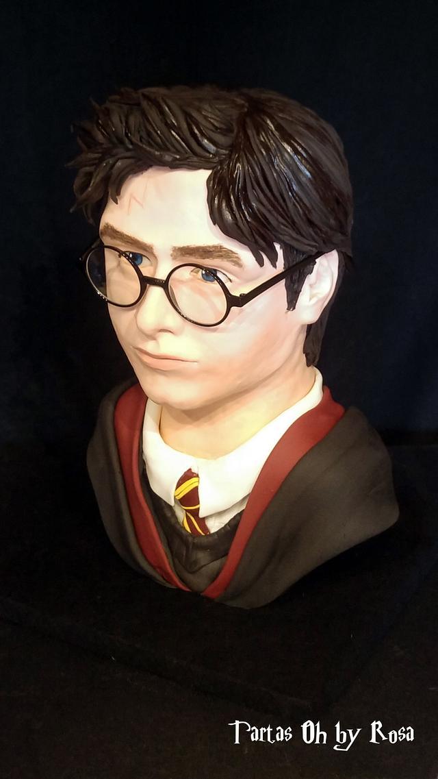 Harry Potter Hogwarts Cake Challenge