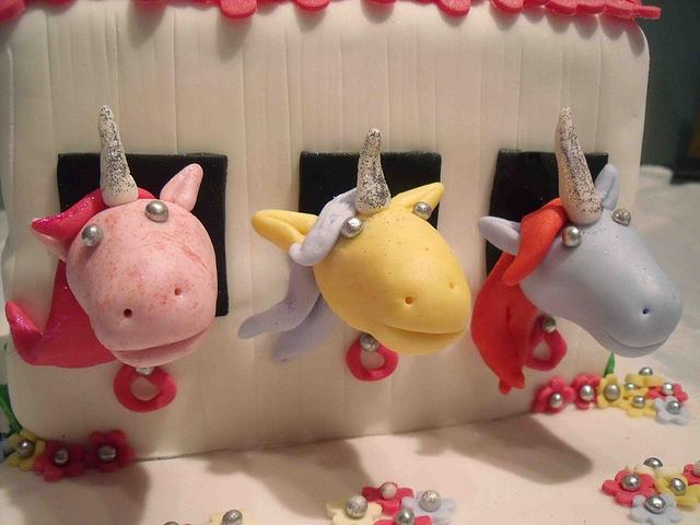 Unicorns in a stable