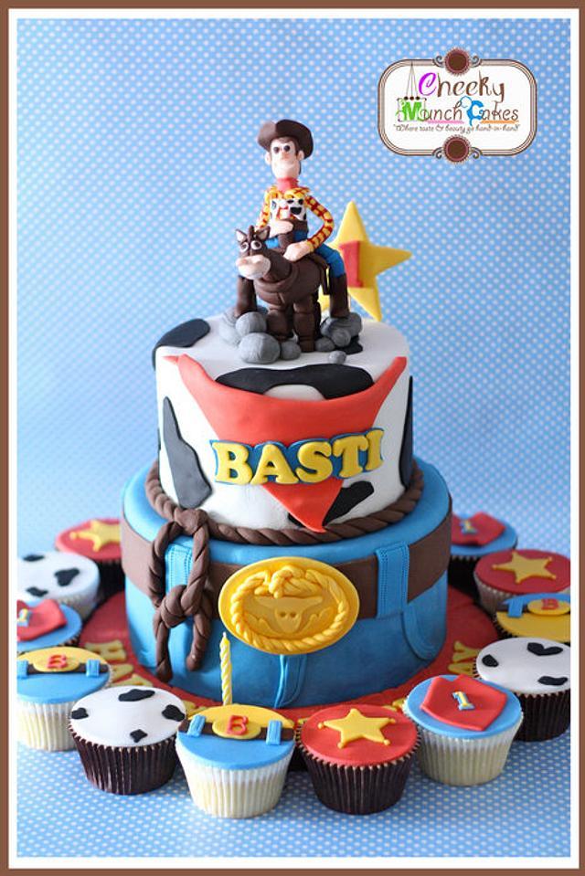 Toy Story - Woody & Bullseye