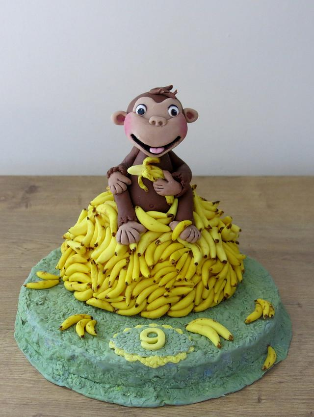 Curious George Going Bananas