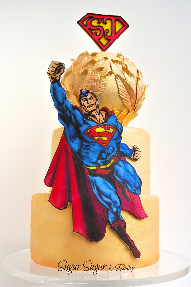 Superjosh Collaboration - Superman