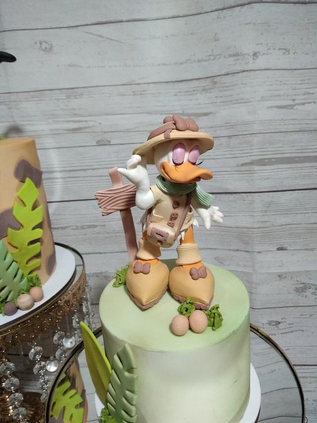 Daisy  safari