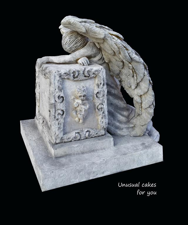 Desolate Angel for Frosted Frights