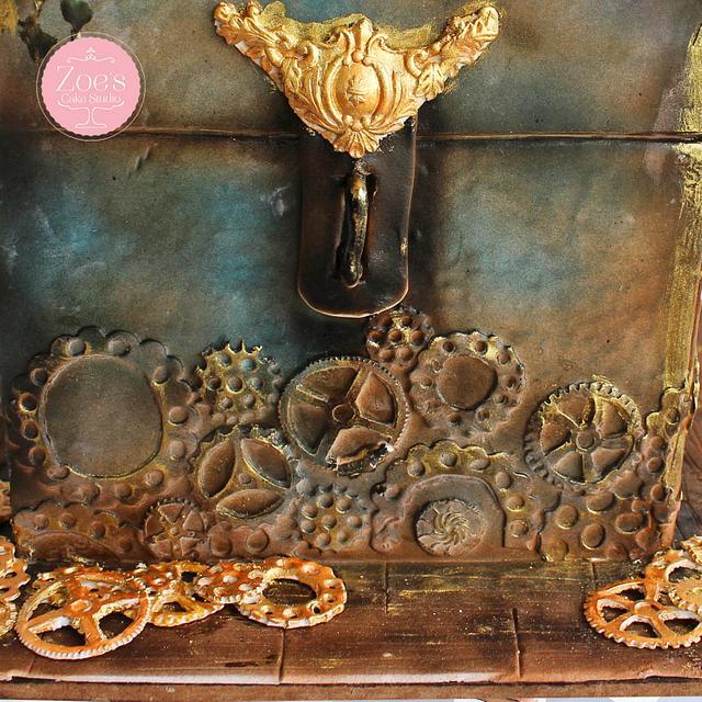 Steamy treasure box