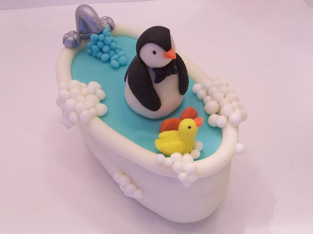 """""""Penguin cake"""""""
