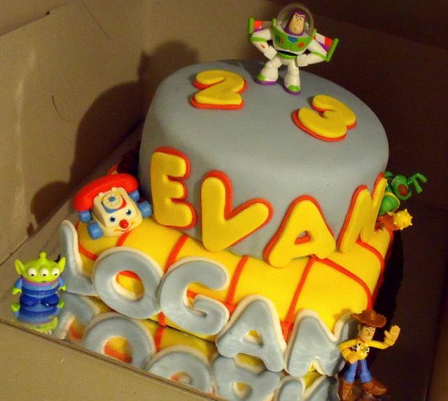 Toy Story Birthday