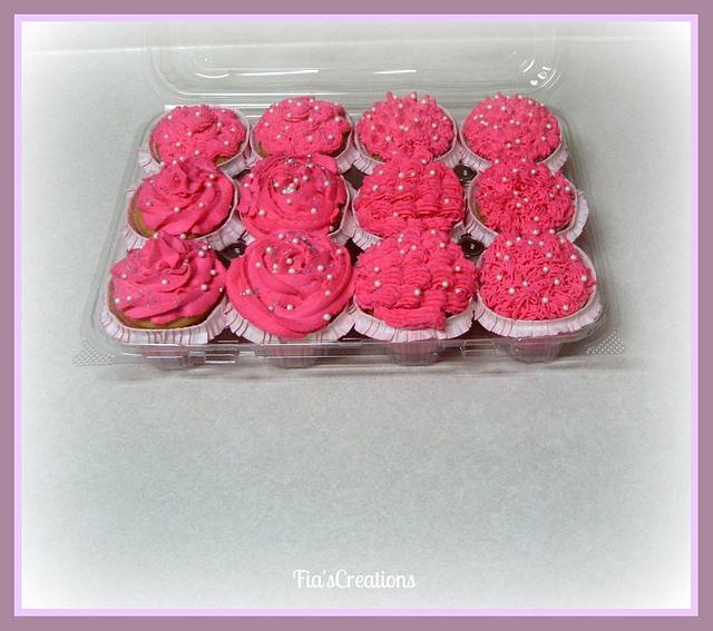 Vanilla Kupcakes