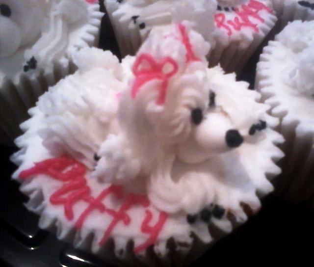 """Festejatoria Cupcakes """"Puffy"""""""