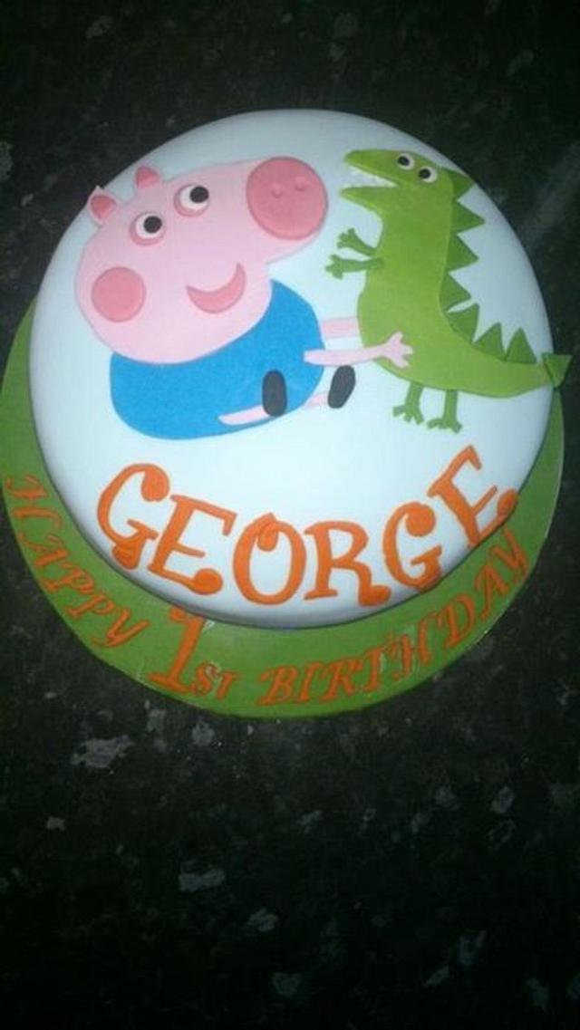 George pig :)