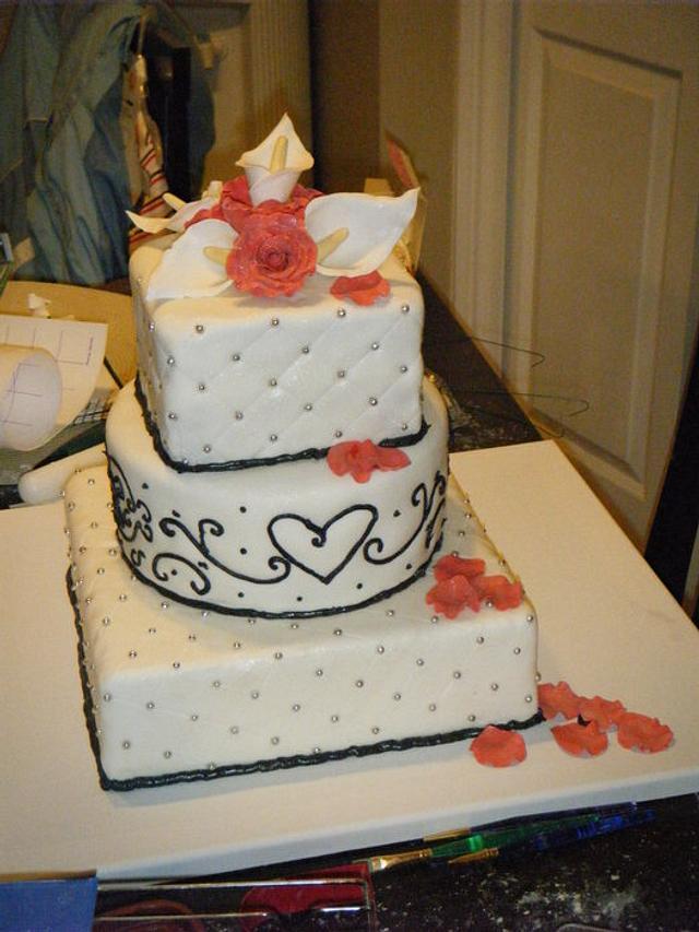 Nan's wedding