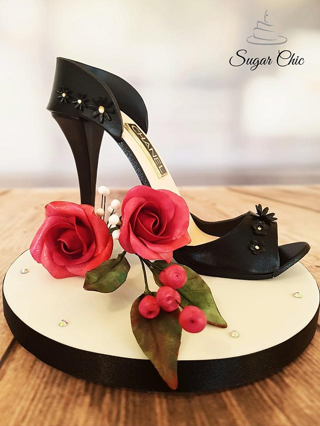 x Chanel Stiletto x