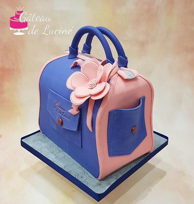 Jean bag 3D cake