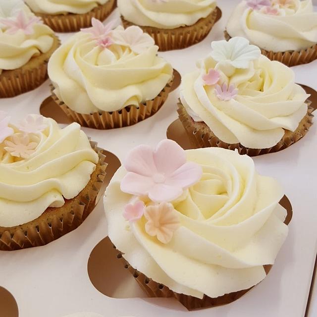 Florence Christening Cake