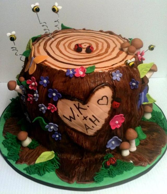 Fantasy Tree Stump
