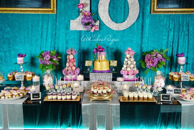 Luxury Sweet 18!