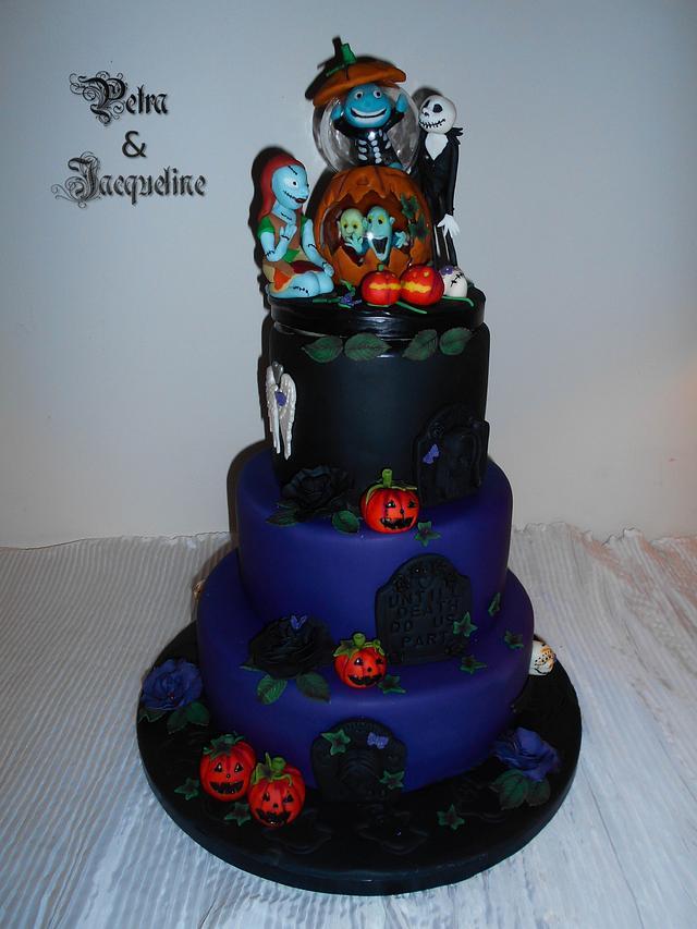 A Halloween Wedding