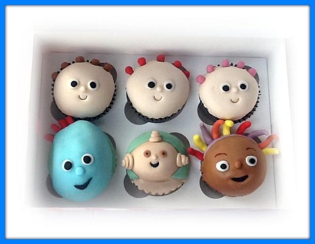 ITNG cupcakes
