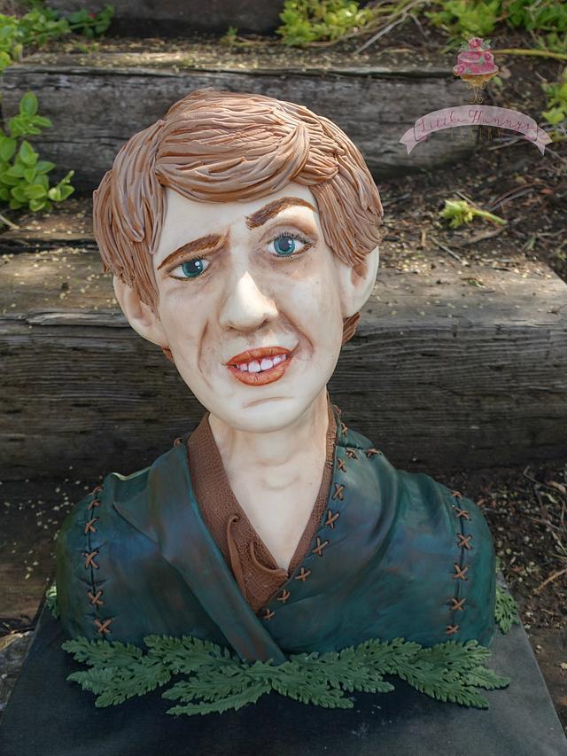 Peter Pan: Once Upon A Time Sugar Art Collaboration
