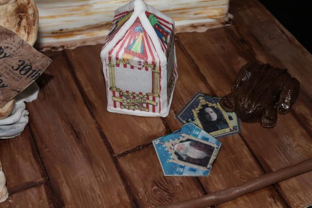Harry Potter/Dobby Cake