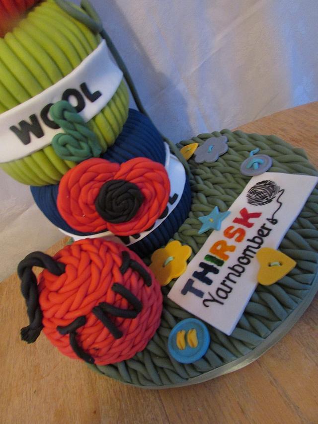 thirsk yarnbombers