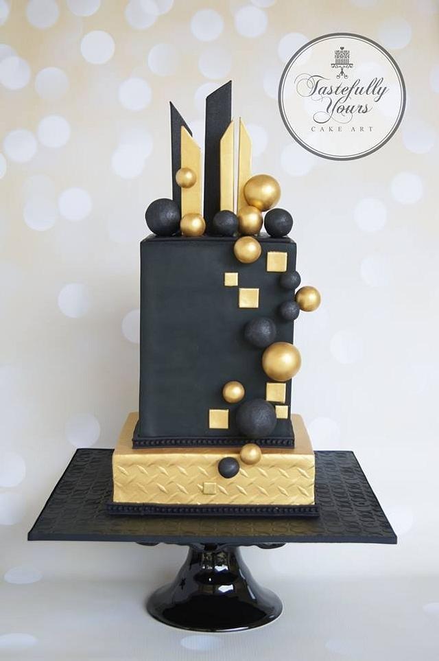 Modern cake art