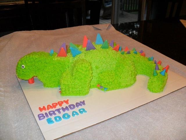 4D Dinosaur