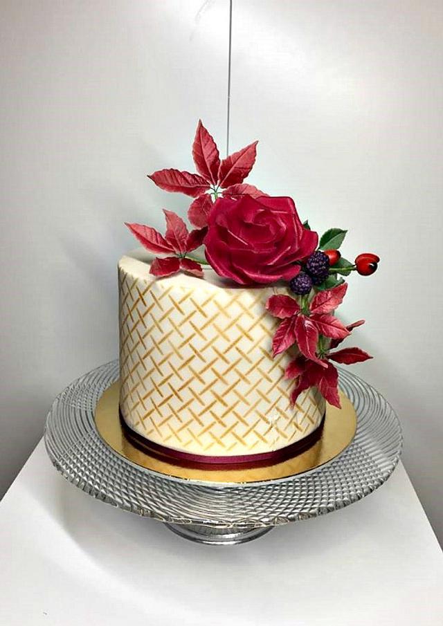 Autumn cake 2