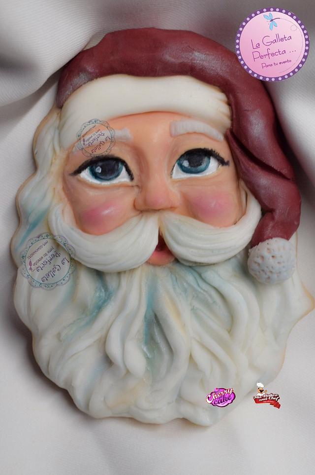 Santa 🎅🏻 cookie