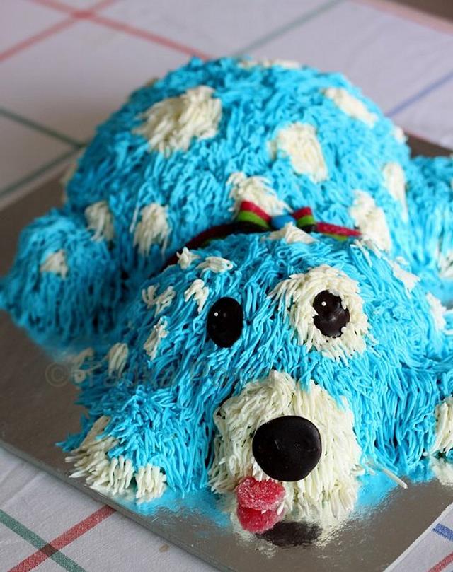 Pup-Cake!