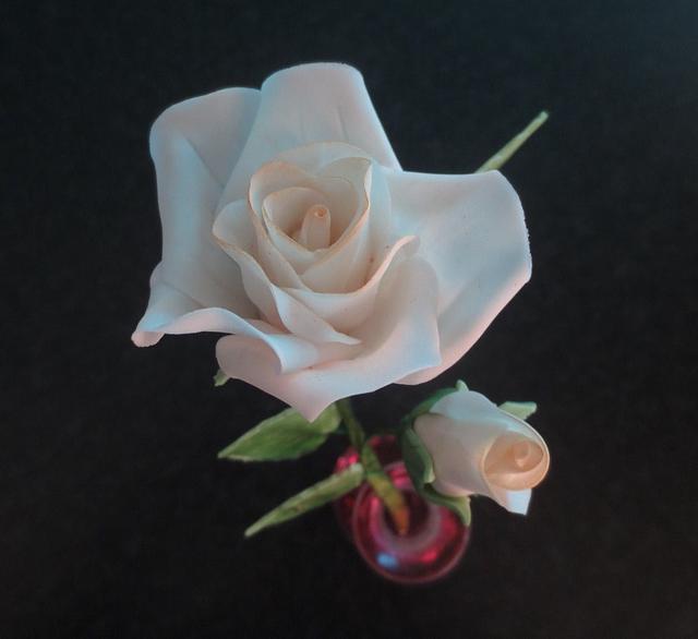 Sugar Rose (facing my fears) 😄
