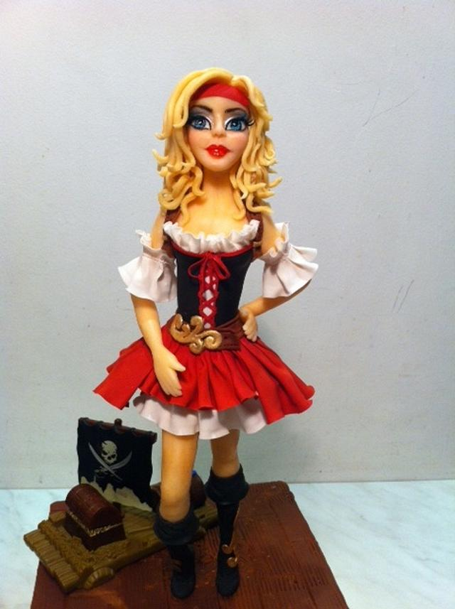 My pirate fairy
