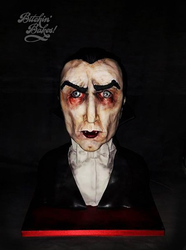 Dracula - Cakenstein's Monsters Collaboration