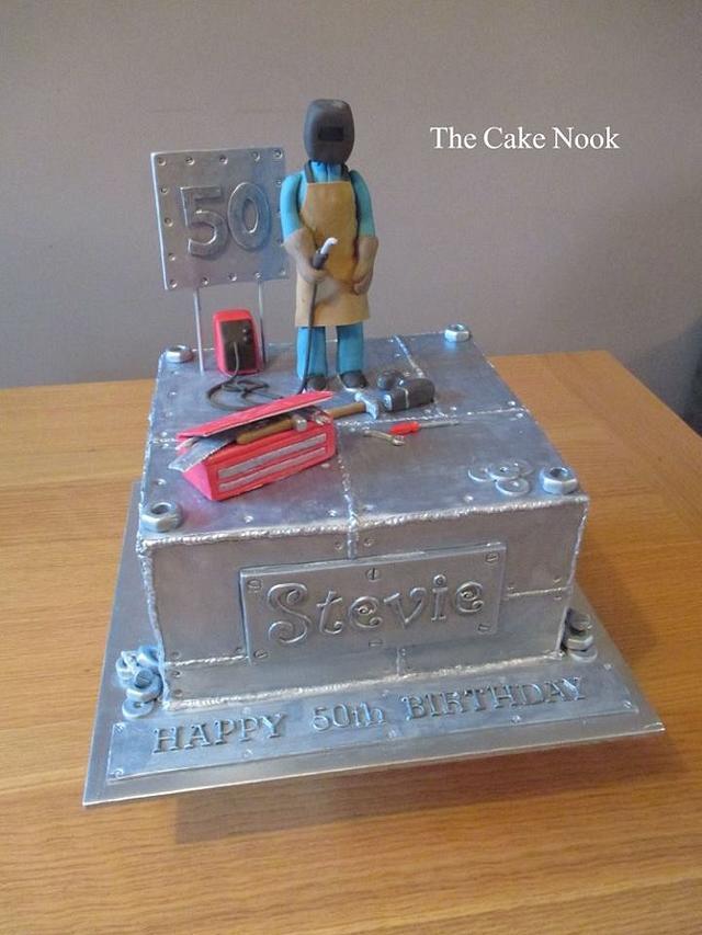 Welding Cake