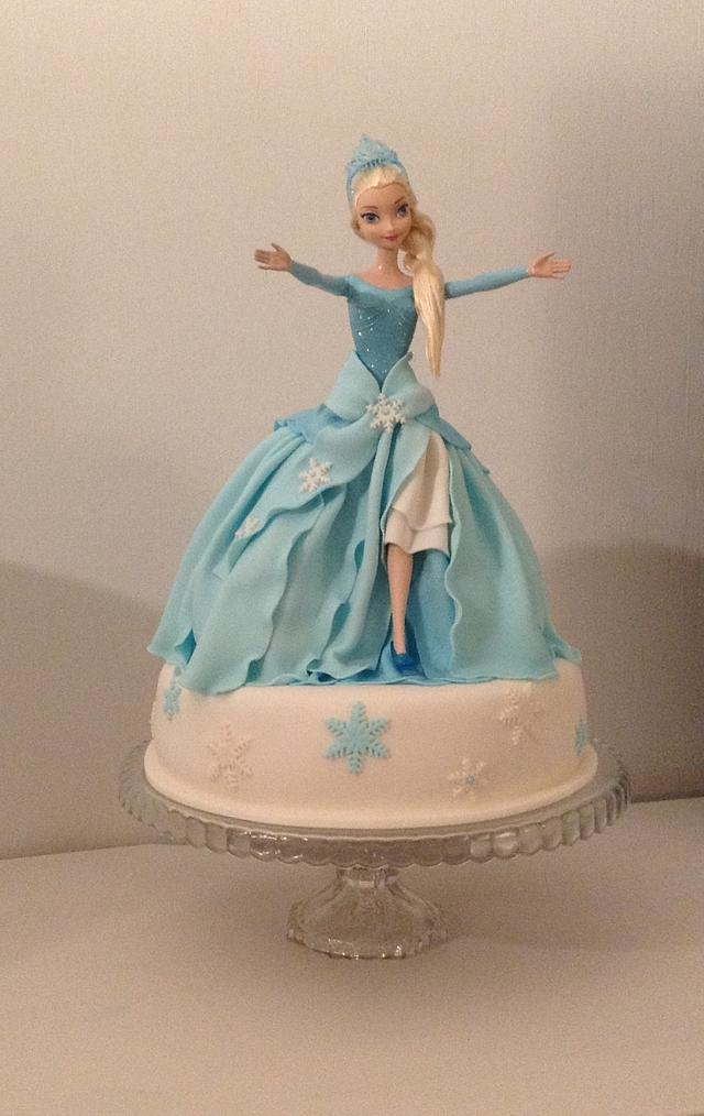 Elza from Frozen