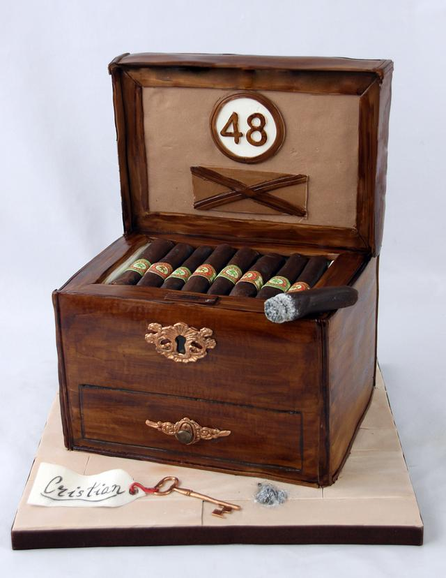 Cigars are not good for  you! But these are!