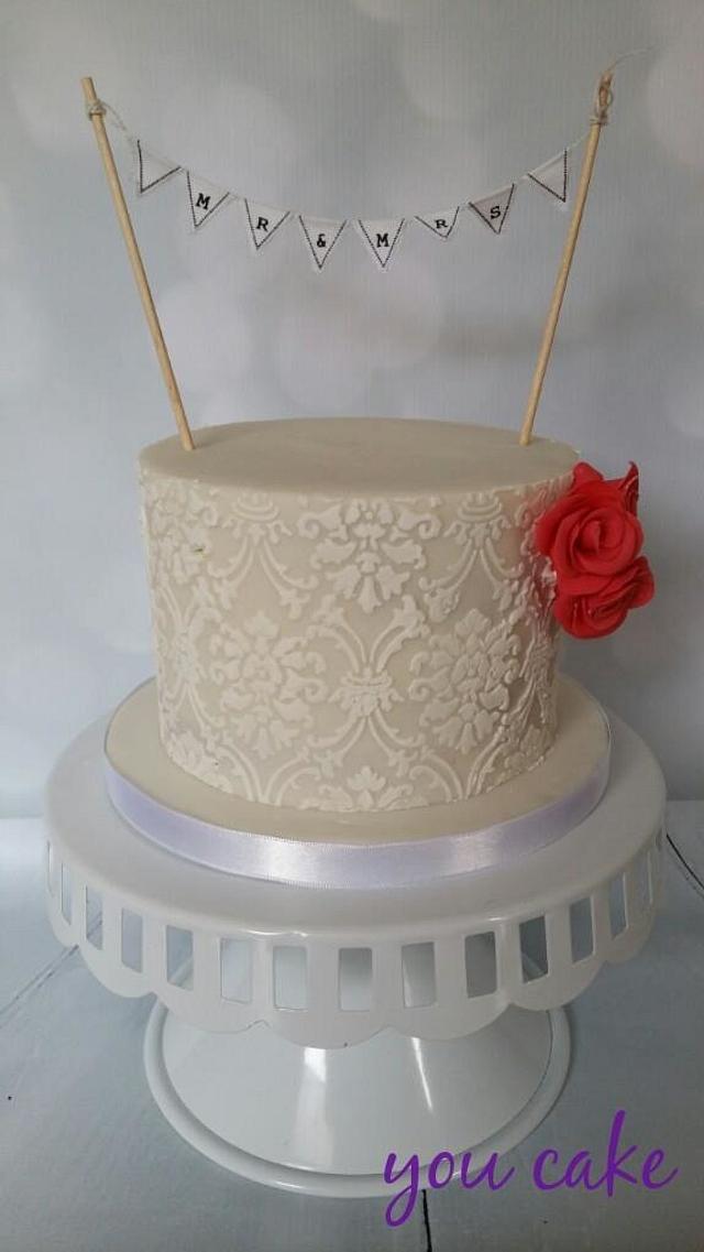 little weddingcake