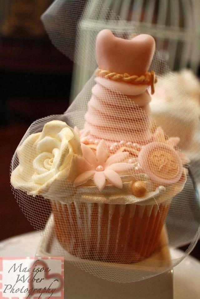 Couture Cupcake