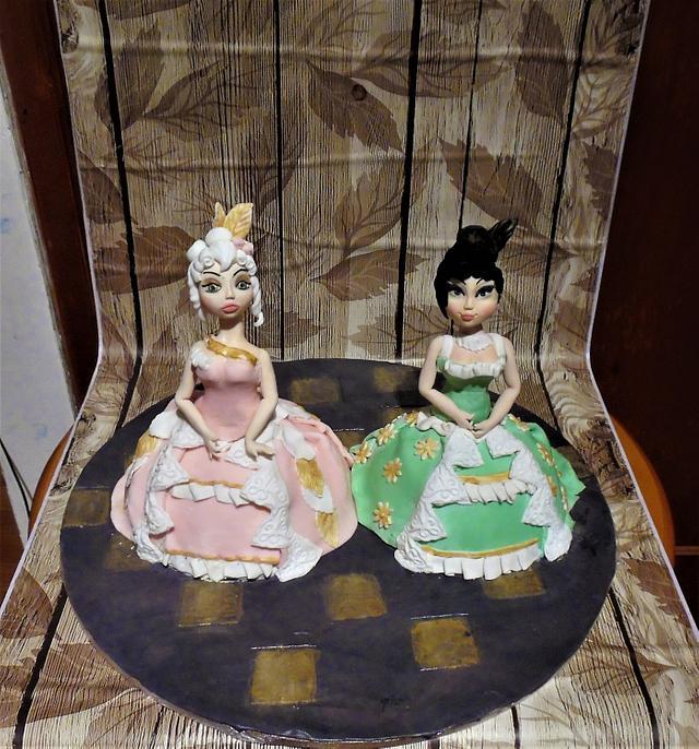 princess cake!!