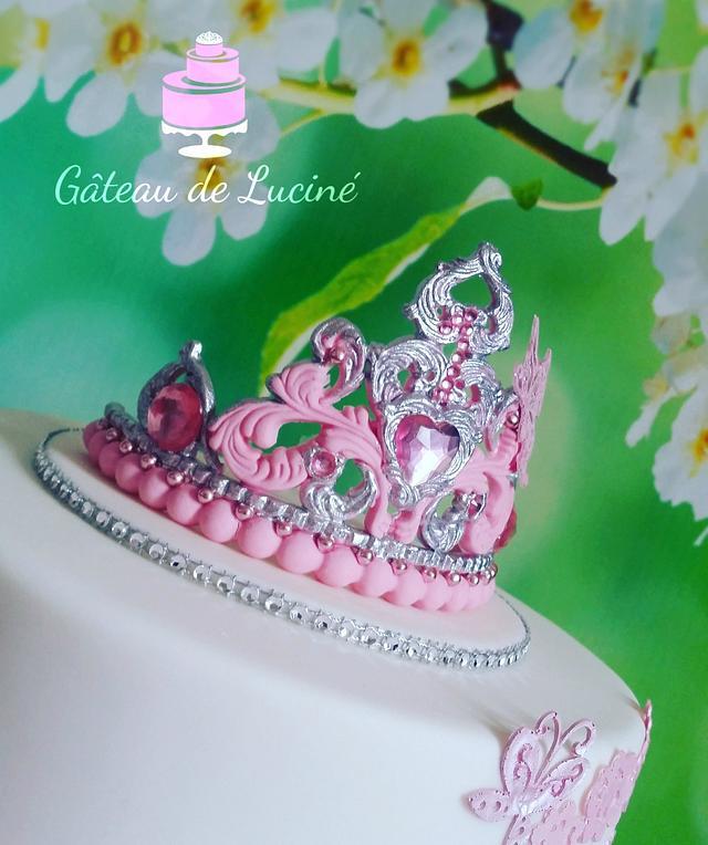 The crown of Princesse