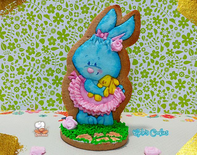 Easter cute bunny ❤🐰