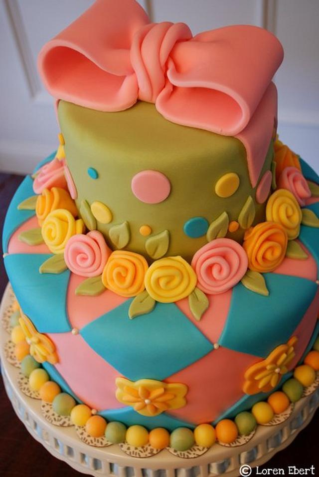 Sadie's Cake!