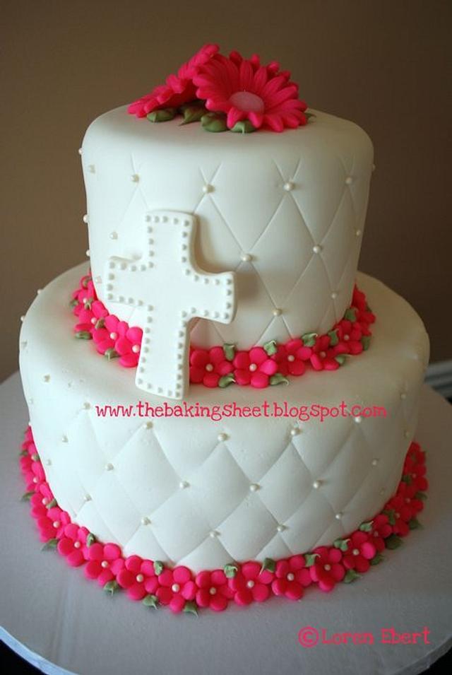 Communion Cake!