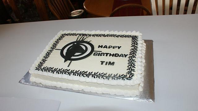 Deer Hunters Birthday Cake